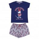 MINNIE - short pajamas single jersey