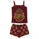 HARRY POTTER - pyjama court simple Jersey