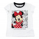 Minnie - manga corta T-Shirt camiseta de algodón p
