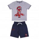 Großhandel Sonstige: Spiderman - 2 Versatzstücke französisch Terry