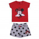 MINNIE - 2 set pieces french terry
