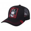grossiste Jardin et bricolage: ACDC - casquette premium, 58 cm, noir