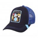 mayorista Ropa / Zapatos y Accesorios: FRIENDS - gorra premium, 58 cm, azul oscuro