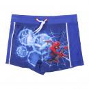 mayorista Bañadores: Spiderman - boxeador, azul