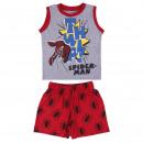 nagyker Licenc termékek: Spiderman - rövid pizsama harisnyatartó ...