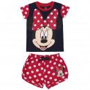 Minnie - Kurzer Pyjama Single Jersey