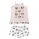 ingrosso Prodotti con Licenza (Licensing): Minnie - pigiama corto con bretelle singole jersey