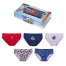 mayorista Artículos con licencia: Spiderman - boxers pack 5 piezas, multicolor