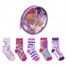 PAW PATROL MOVIE - socks pack 5 pieces, multicolor