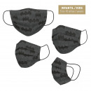 BATMAN - hygienic mask reusable approved, gray