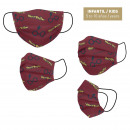 HARRY POTTER - hygienic mask reusable approved, re