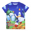 wholesale Fashion & Apparel: SONIC - t-shirt print single jersey