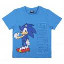 Großhandel Fashion & Accessoires: Sonic - - T-Shirt Anwendungen einzeln Jersey