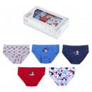 mayorista Artículos con licencia: Mickey - boxers pack 5 piezas, multicolor