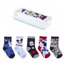 MICKEY - socks pack 5 pieces, multicolor