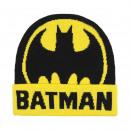 nagyker Ruha és kiegészítők: Batman - kalap applikációkkal, fekete