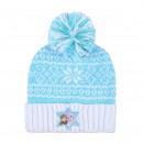 hurtownia Produkty licencyjne: frozen II - czapka żakardowa, jasnoszara