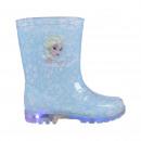 Großhandel Schuhe: frozen stiefel regen pvc lichter