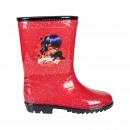LADY BUG - boots rain pvc premium