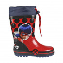 LADY BUG - boots rain rubber