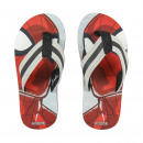 mayorista Artículos con licencia: Spiderman - flip flops poliéster