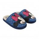 mayorista Artículos con licencia: Minnie - Zapatillas de casa abiertas
