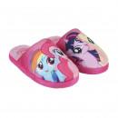 My Little Pony - Zapatillas de casa abiertas