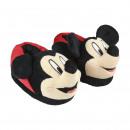 Mickey - zapatillas de casa 3d