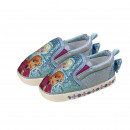 mayorista Artículos con licencia: frozen - Zapatillas de casa francesita, azul ...