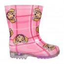 PAW PATROL - boots rain pvc lights, blue