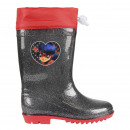 LADY BUG - boots rain pvc
