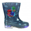 RAINBOW BOOTS PVC LIGHTS PJ MASKS