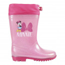 Minnie - botas lluvia pvc