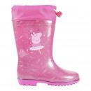 Großhandel Fashion & Accessoires: Peppa Pig - Stiefel Regen PVC