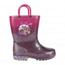 LOL - boots rain pvc lights