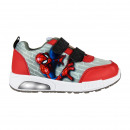 SPIDERMAN - sporty shoes lights, red