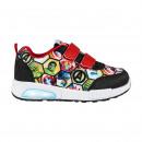nagyker Sport és szabadidő: MARVEL - sportos cipőfények, szürke