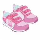 PEPPA PIG - sporty shoes lights, pink