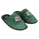 wholesale Licensed Products: HARRY POTTER - house slippers open premium slyther