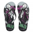 PREMIUM FLIP FLOPS Batman JOKER - 8 UNITS