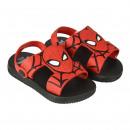 Spiderman - sandalias de playa
