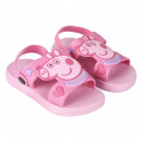 wholesale Miscellaneous Bags: PEPPA PIG - sandals beach