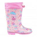 hurtownia Fashion & Moda: Peppa Pig - buty przeciwdeszczowe pcv