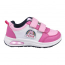 wholesale Sports Shoes: PEPPA PIG - sporty shoes lights