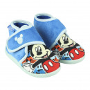 wholesale Shoes: MICKEY - house slippers half boot