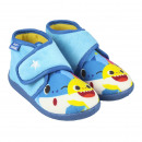 BABY SHARK - house slippers half boot