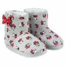 wholesale Licensed Products: HOUSE SLIPPERS BOOT Minnie - 8 UNITS