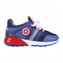 mayorista Artículos con licencia: Avengers - calzado deportivo bajo, azul