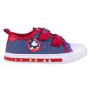 Mickey - sneakers low lights, blauw