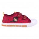 mayorista Ropa / Zapatos y Accesorios: HARRY POTTER - zapatillas bajas luces, rojo oscuro